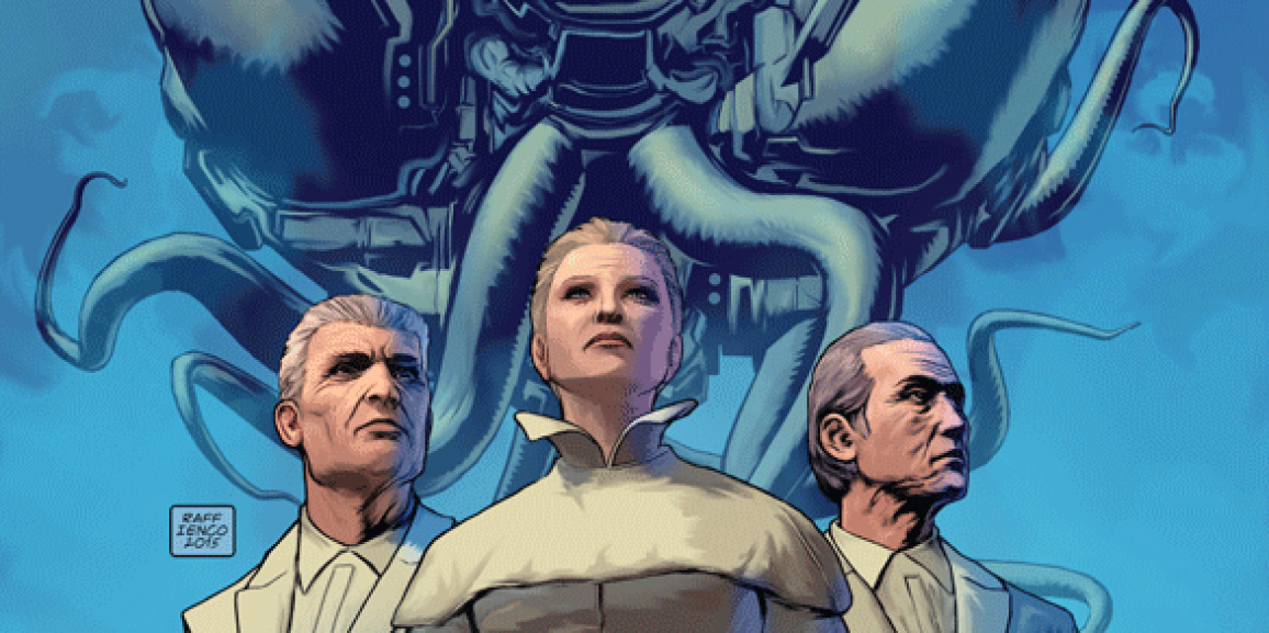 Symmetry #3 Review: A Brief Return to Humanity