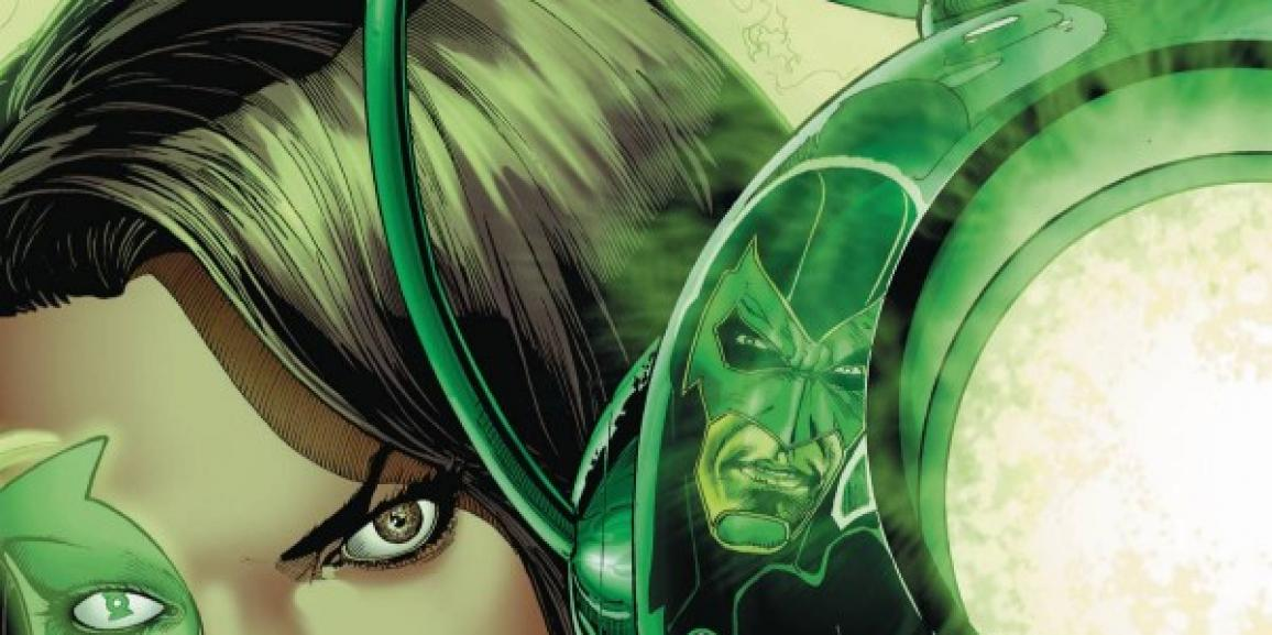 Green Lanterns Rebirth #1: New Ringslingers in Town