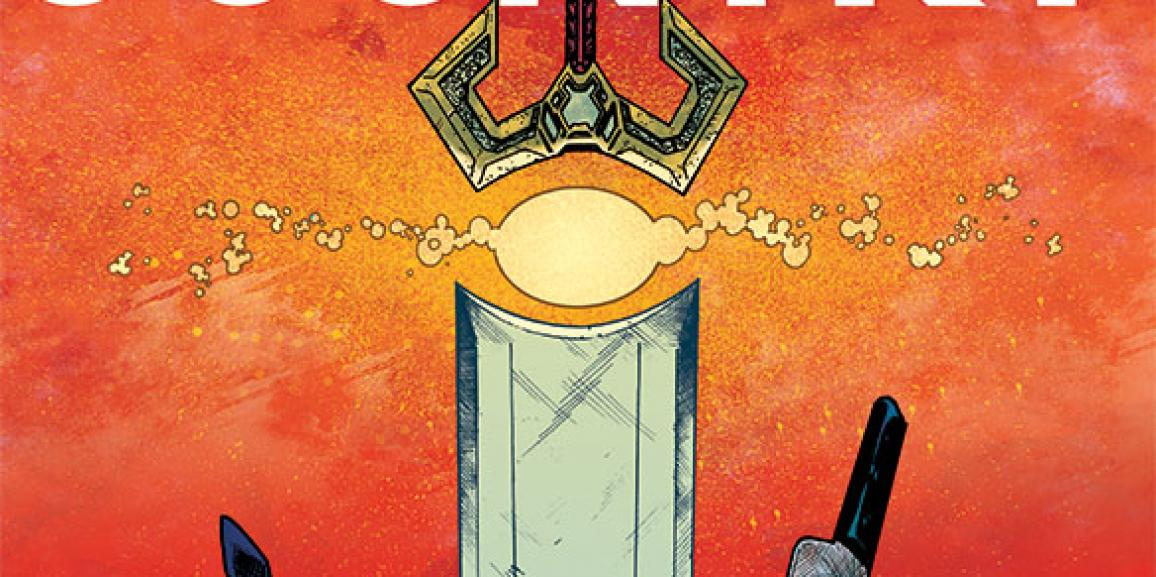 God Country #3 Review: When Gods Come Calling