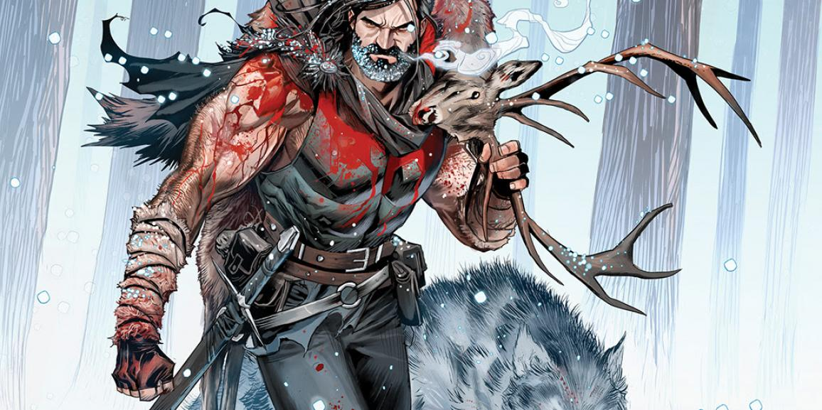 Ho Ho Ho! Grant Morrison Unleashes the Definitive 'Santa Claus: Year One' in Original Series 'Klaus'
