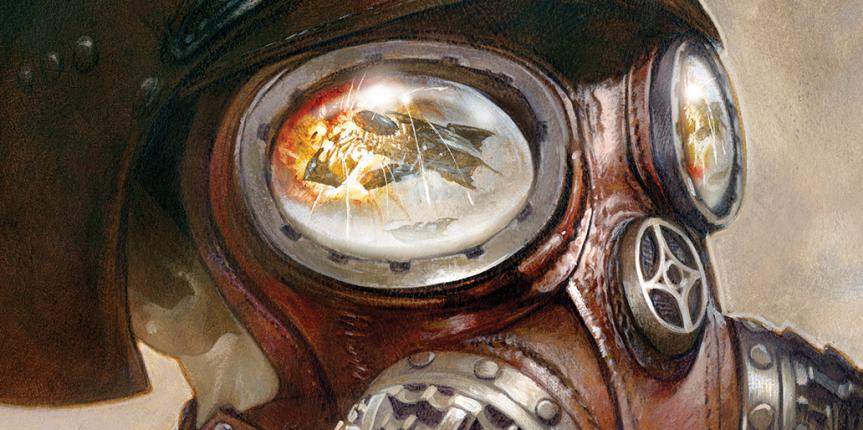 Archaia and Macrocosm Bring Steampunk to Monthly Comics with 'Lantern City'