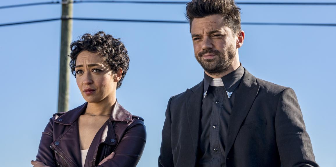 Season Two of AMC's Preacher Debuts June 19th at 9:00 p.m.