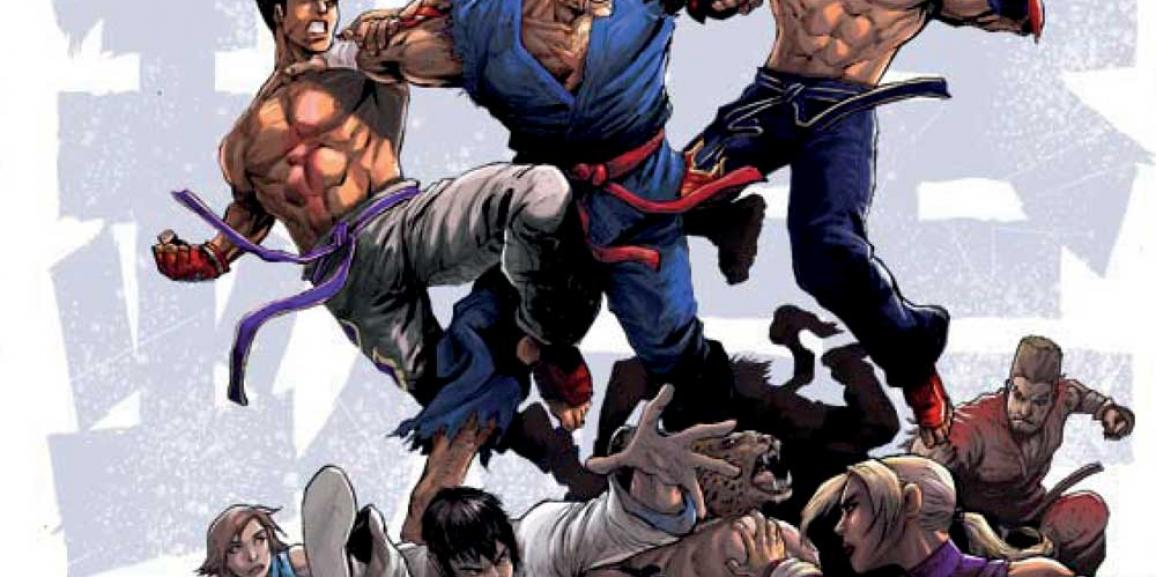 Titan Comics Reveals Creative Team for New Tekken Series