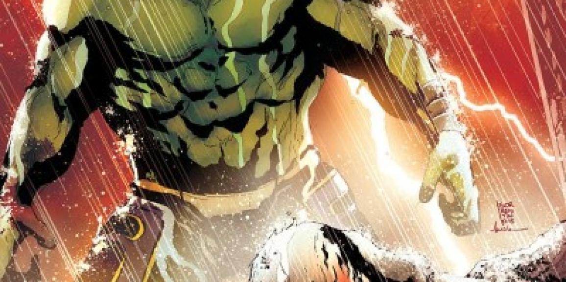 Old Man Logan #2 Review: Hulk Vs Wolverine 2016