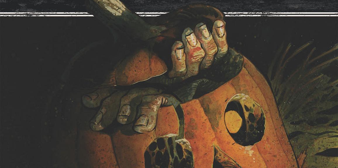 """HORROR FANS BE-A-WARE! Dark Horse's """"Harrow County"""" in Halloween ComicFest 2016"""