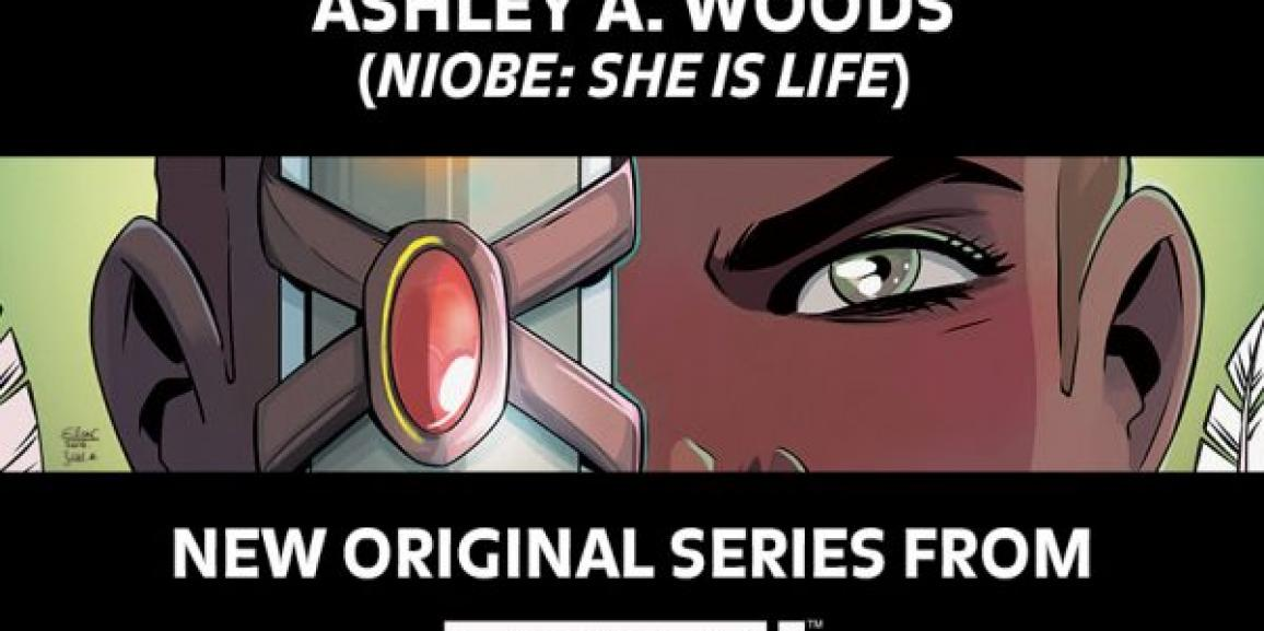 Road to New York Comic Con Announcement #2: BOOM! Studios Teases Upcoming Delilah S. Dawson and Ashley A. Woods Project