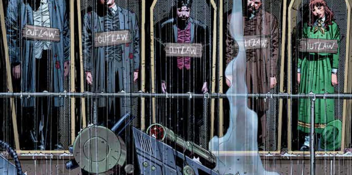 Rough Riders: Riders on a Storm #1 Review: The Boys Are Back in Town