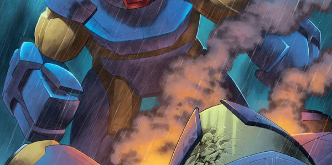 4001 A.D.: X-O Manowar #1 Review