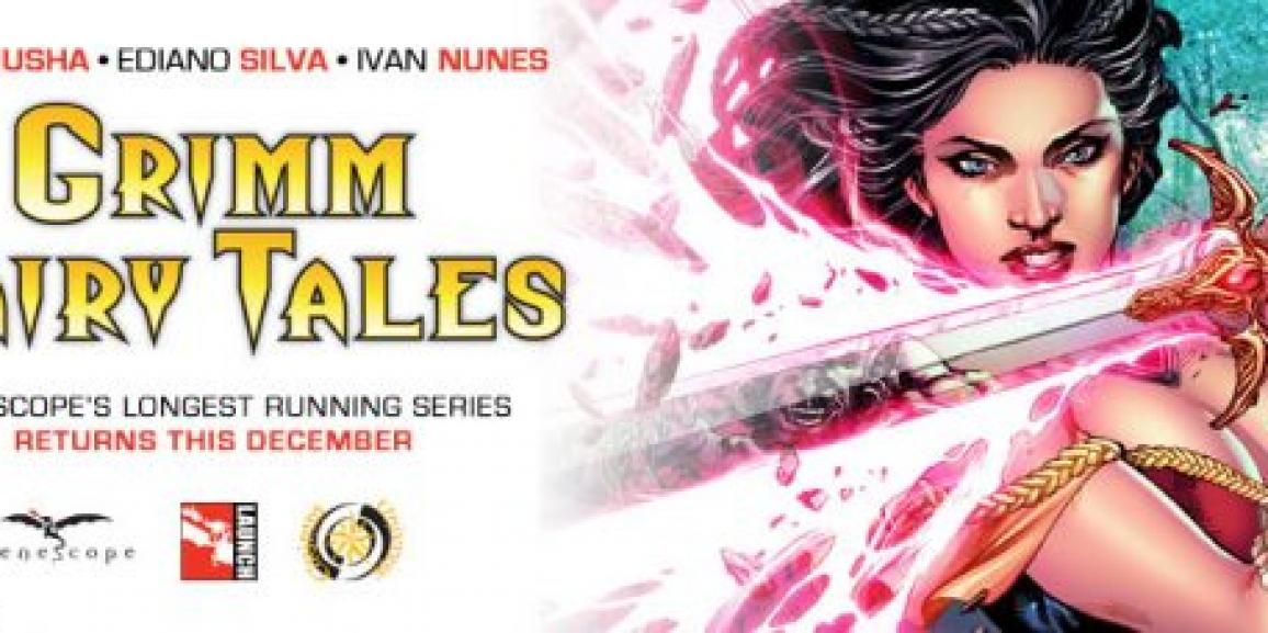 Zenescope Entertainment Set to Return to its Roots with New Installment of Grimm Fairy Tales
