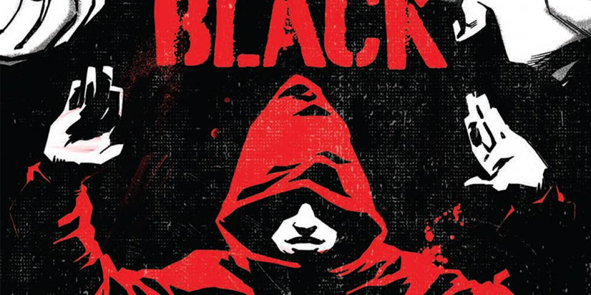 Black Mask Studios Collects Critically Acclaimed Series BLACK, Available This Week