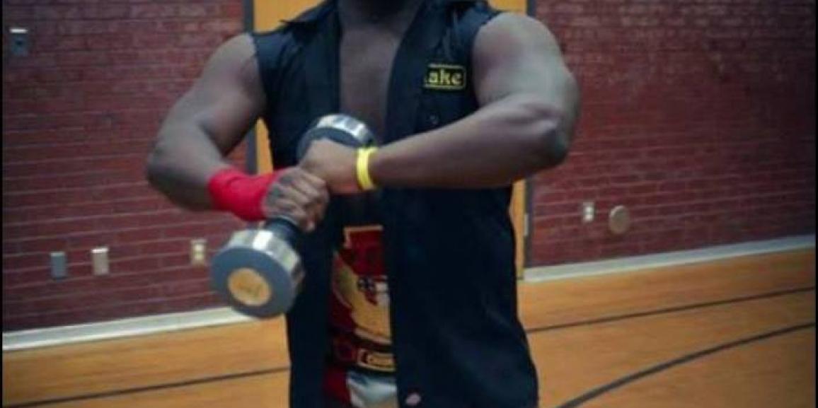 Help Support High Desert Wrestler Blake Grayson- Share His Tough Enough Video