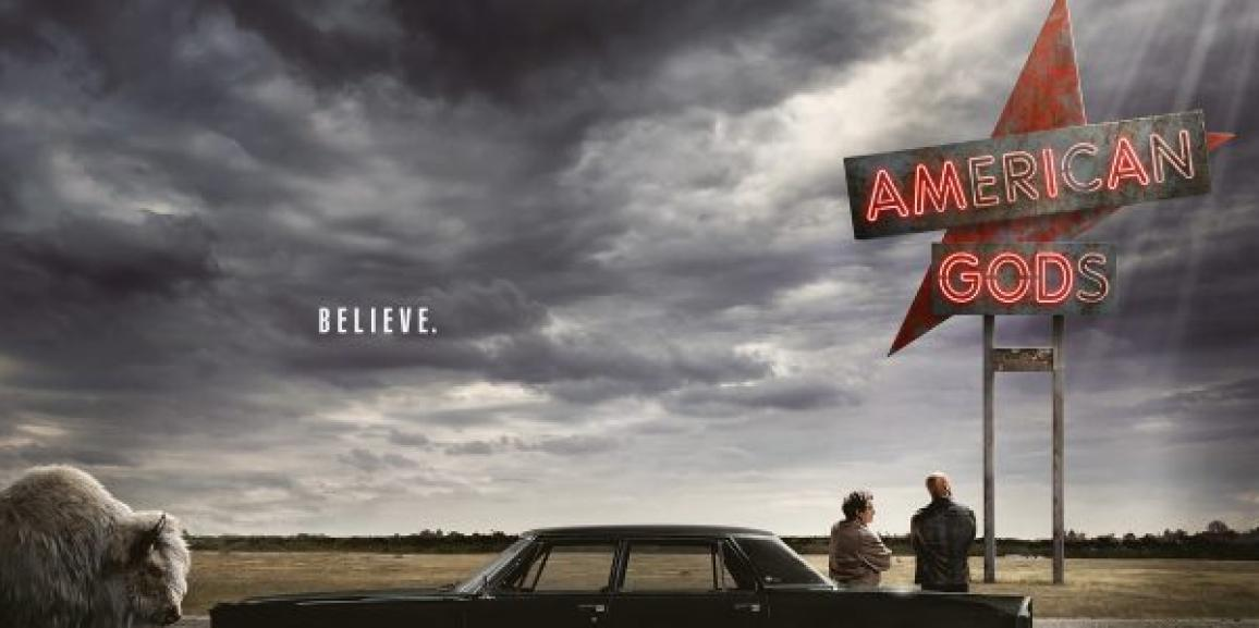 Starz Announces the Highly Anticipated American Gods to Premiere in the U.S. on April 30th
