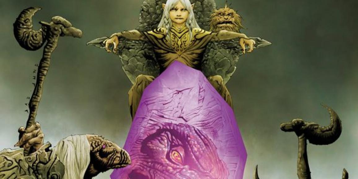 Archaia and The Jim Henson Company Announce Dark Crystal Sequel