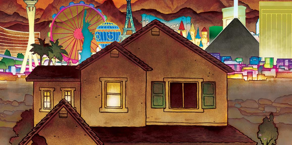 Will Dennis Steps Up as Volunteer Editor on Where We Live, Cover Art Revealed, More Contributors Announced