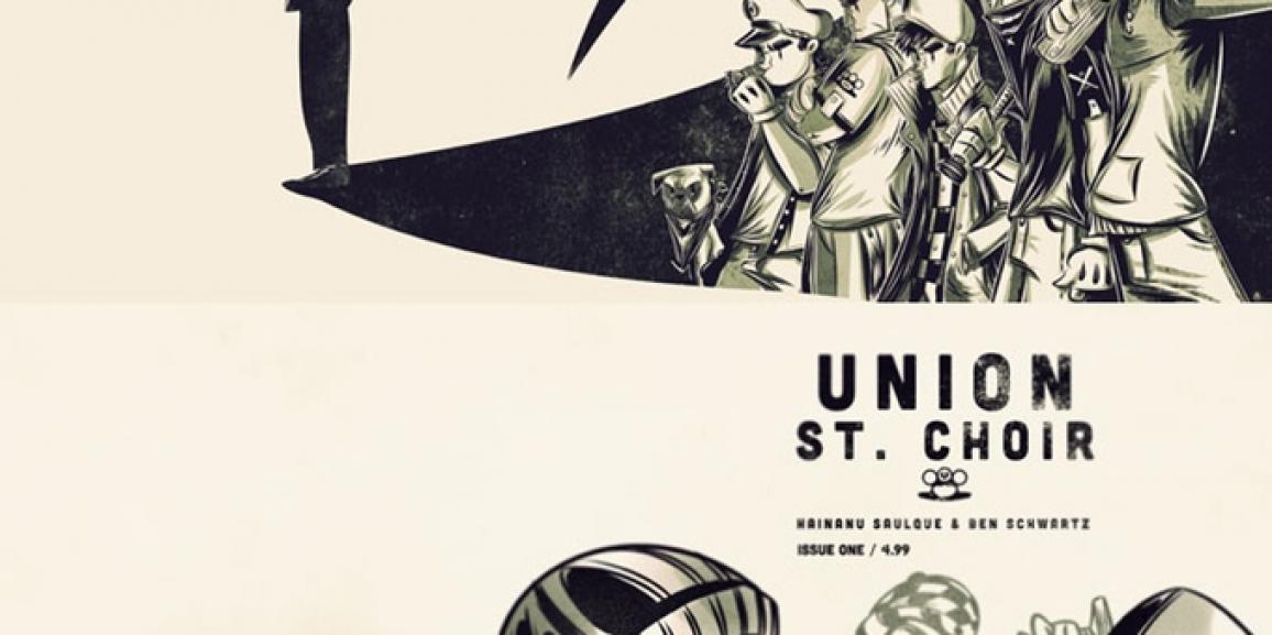 Let's Kickstart This! Union Street Choir Vol. 1