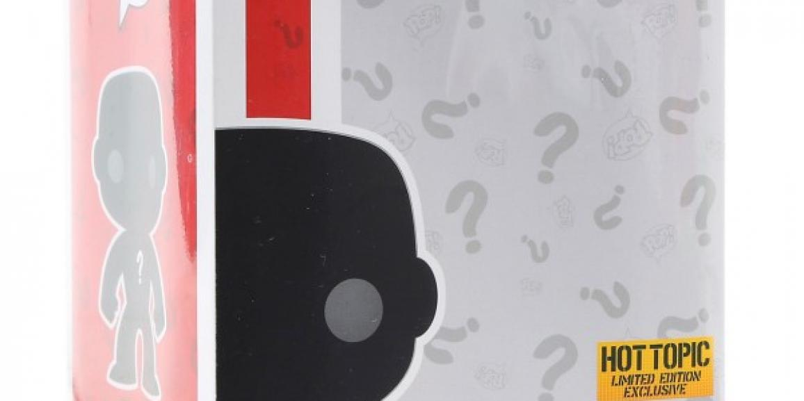 Countdown to Comic Con Giveaway! WIN a SEALED Funko Deadpool Pop! Mystery Figure!