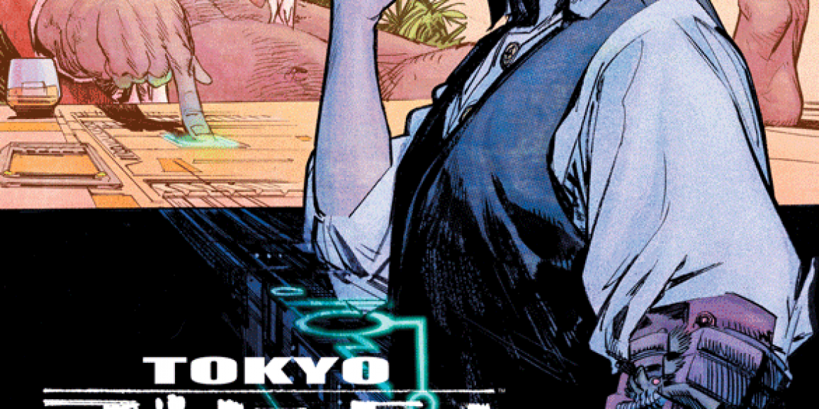 Tokyo Ghost #6 Review: A Haunting New Arc