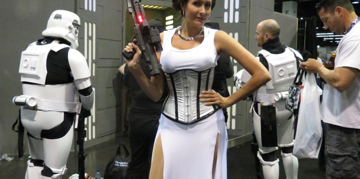 Day 3 At Star Wars Celebration 2015!