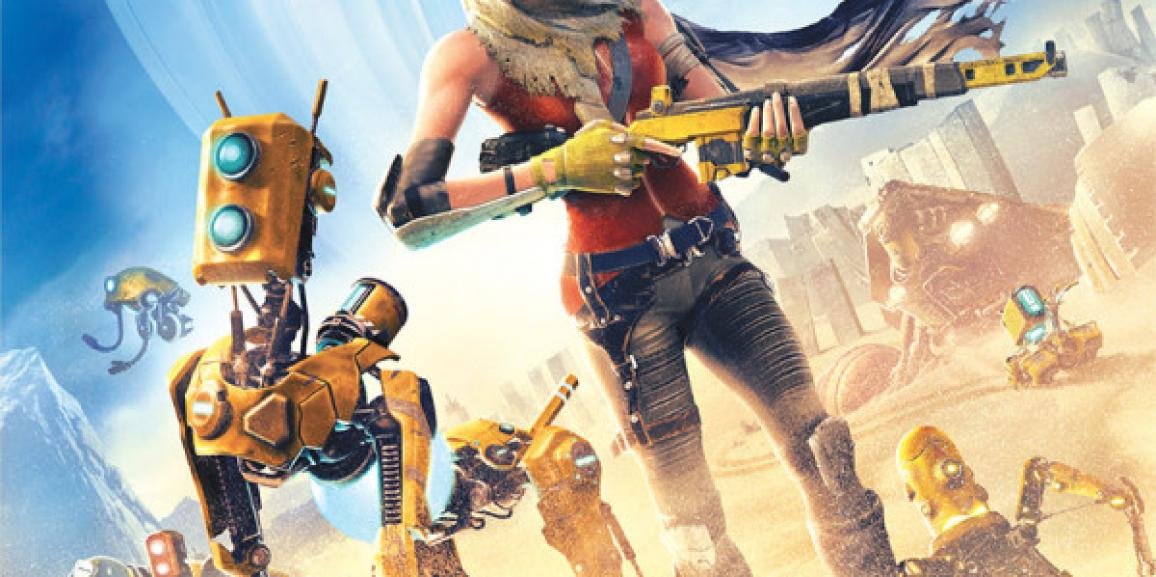 "Dark Horse to Publish "" The Art of ReCore """