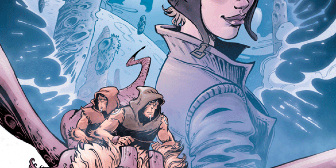 Elsewhere #1 Review