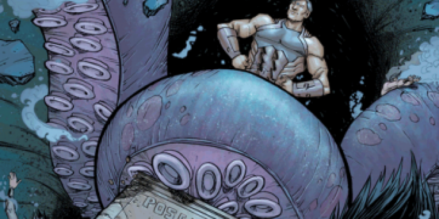 Poseidon IX #1 Review: Beauty and the Beast
