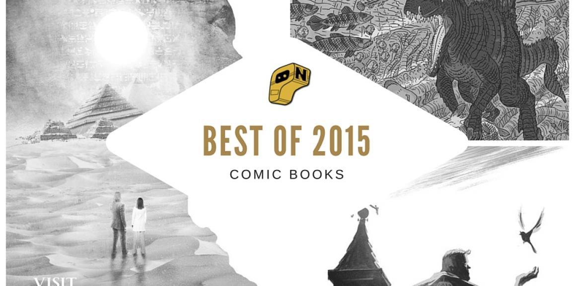 Best of 2015- Comic Books