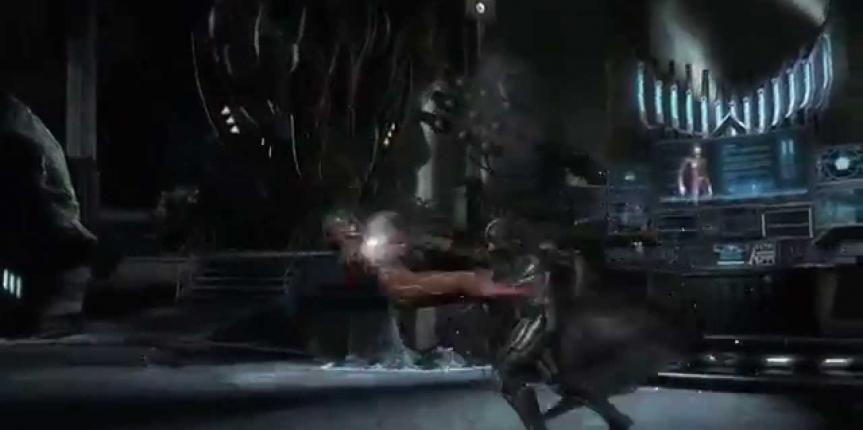 SDCC 2012: DC Comic's Injustice Adds Nightwing and Cyborg