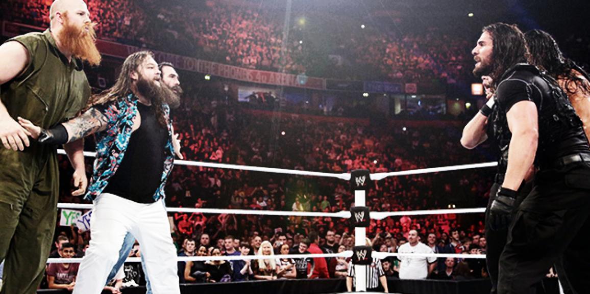 Who Wins The War? The Shield Vs. The Wyatt Family