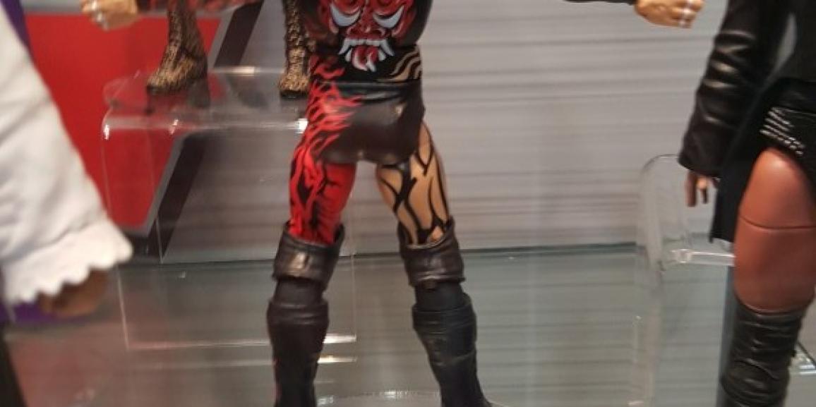 SDCC 2016: Mattel- WWE
