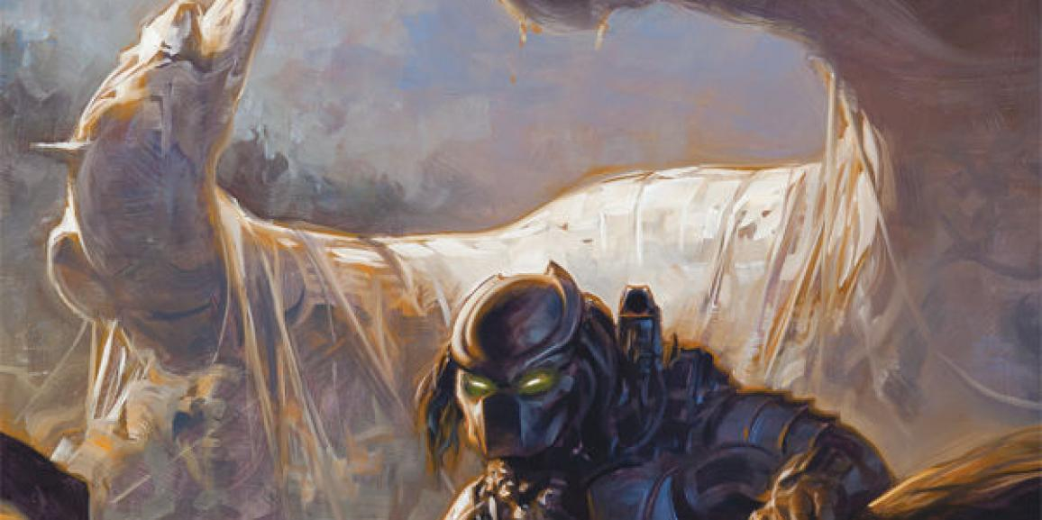 Predator: Life and Death #1 Review