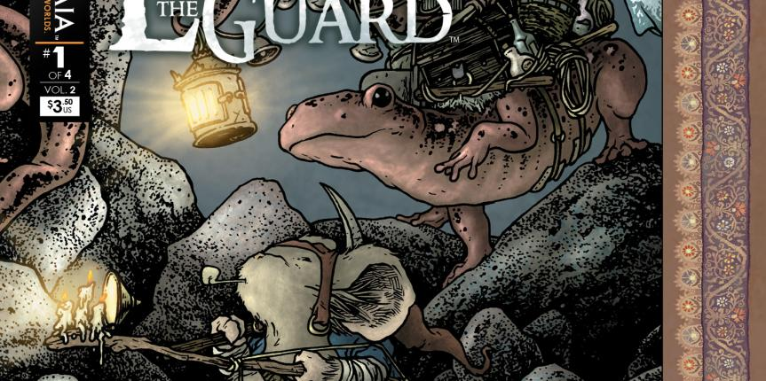 Archaia Entertainment Announces the Return of Mouse Guard- Legends of the Guard