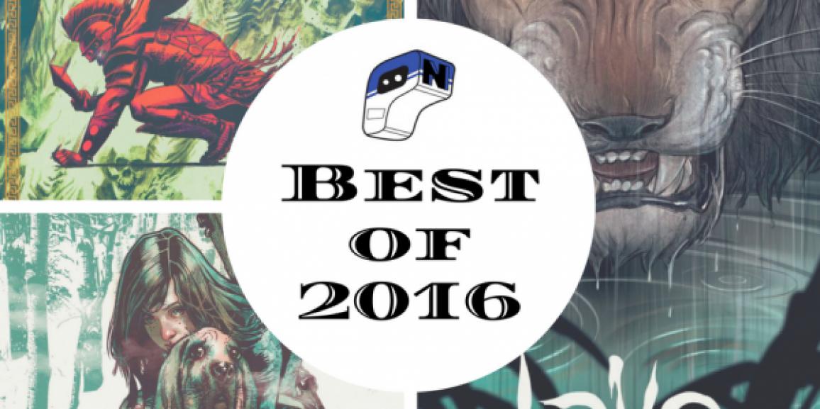 Best of 2016- Comic Books