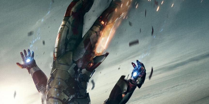 Pastrami Film Review: Iron Man 3