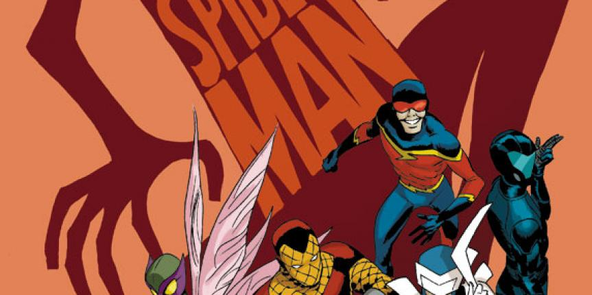 Enter- The Superior Foes of Spider-Man this July