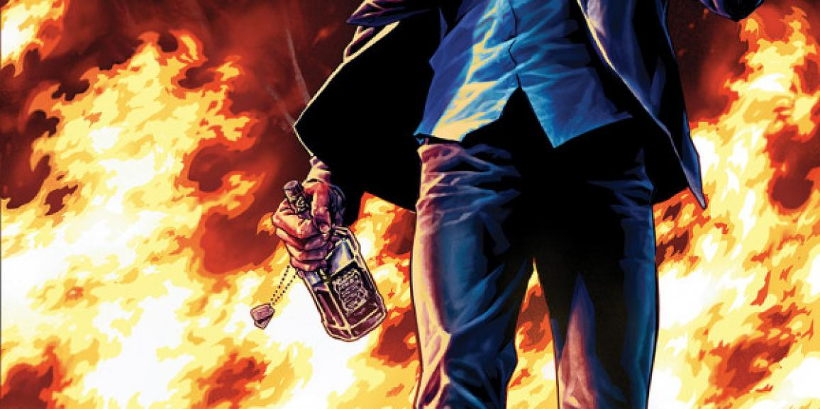 Lucas Stand #1 Review- Taking a Stand