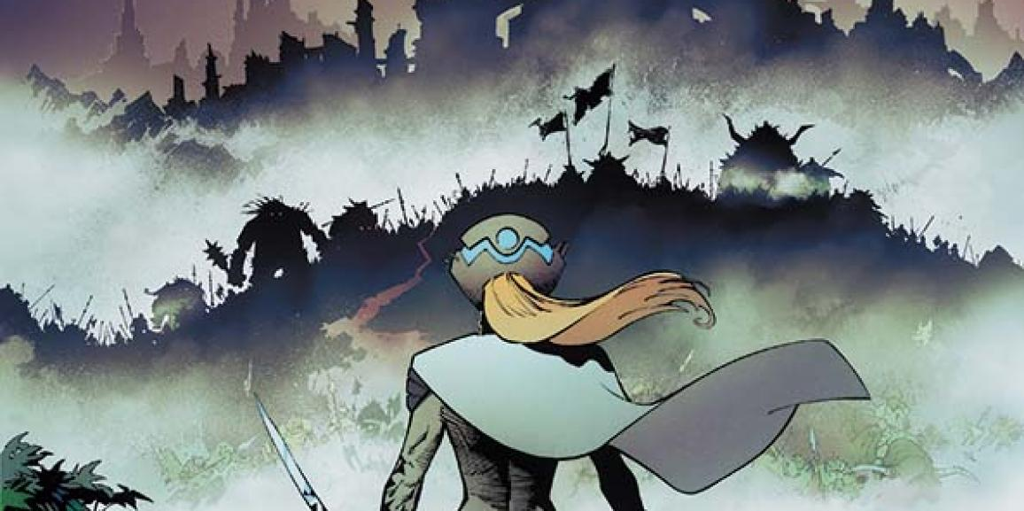 Reborn #1 Review: What the Other Side is Like
