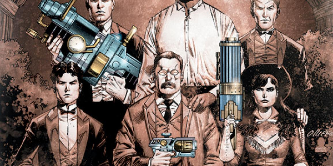 Rough Riders #1 Review: That's How Rough Riders Roll