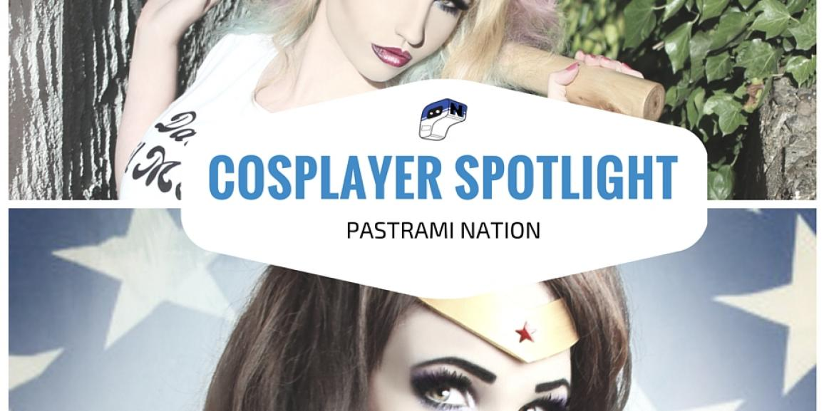 Cosplayer Spotlight: Ivy Tenebrae