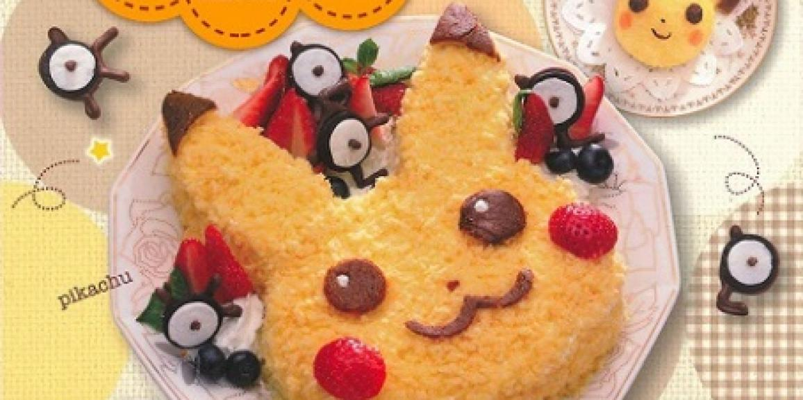 Gotta Eat Them All? VIZ Media to Publish First Ever POKÉMON Cookbook This Year