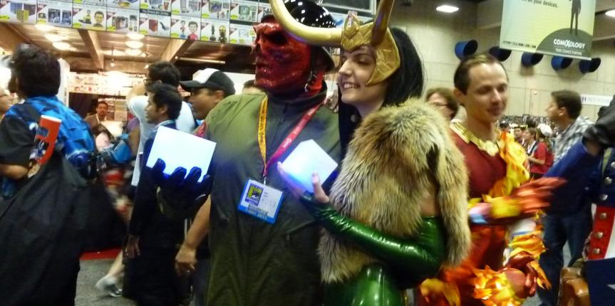 Journey Into Mystery: A Cosplayer's Comic Con Adventure