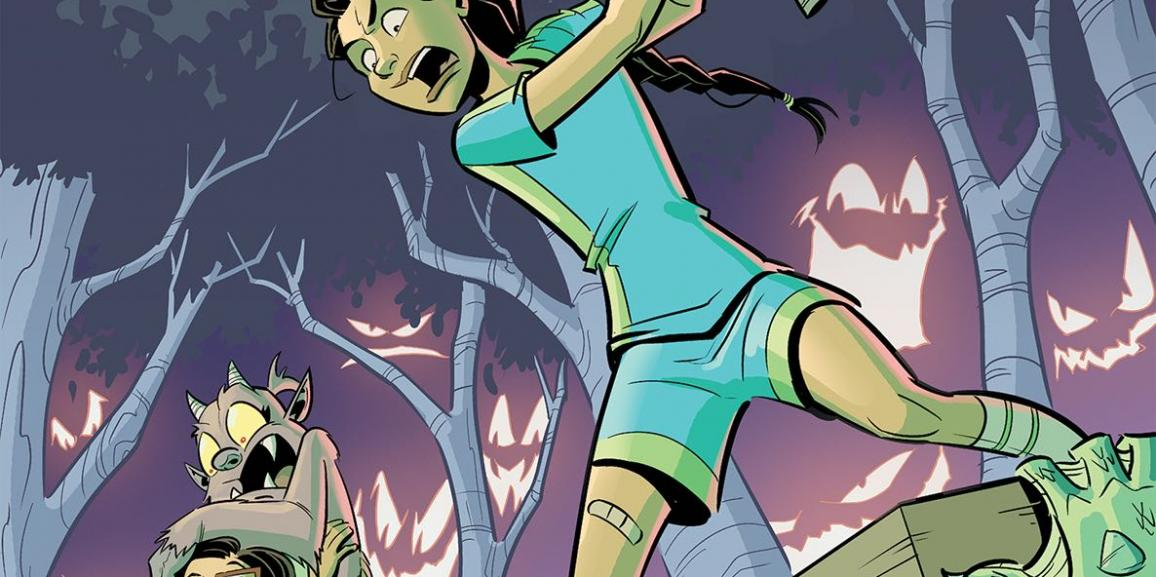 Goosebumps: Monsters at Midnight #2 Review