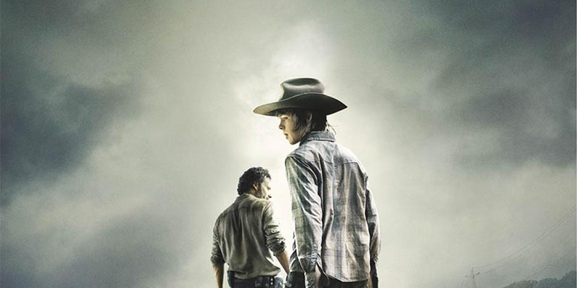 The Walking Dead Mid Season Premiere Poster Revealed- Don't Look Back