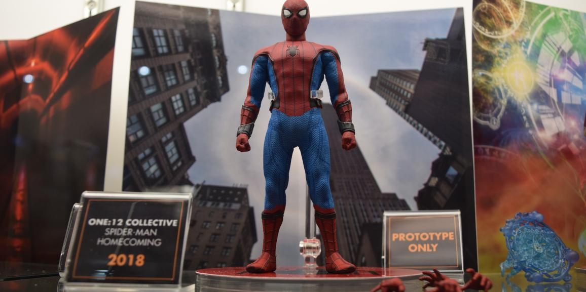 SDCC 2017- Mezco One 12 Collective