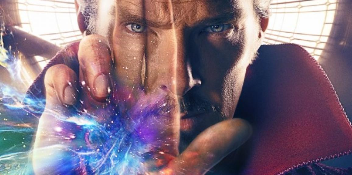 The Doctor Strange Trailer is Here!