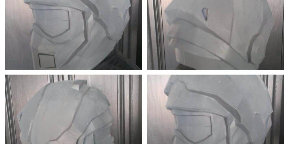 Custom Gears of War Helmet Giveaway from Pastrami Nation!!!