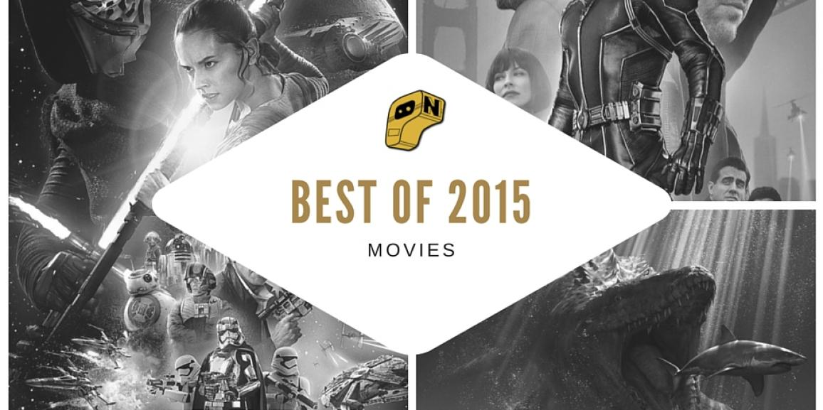 Best of 2015- Movies