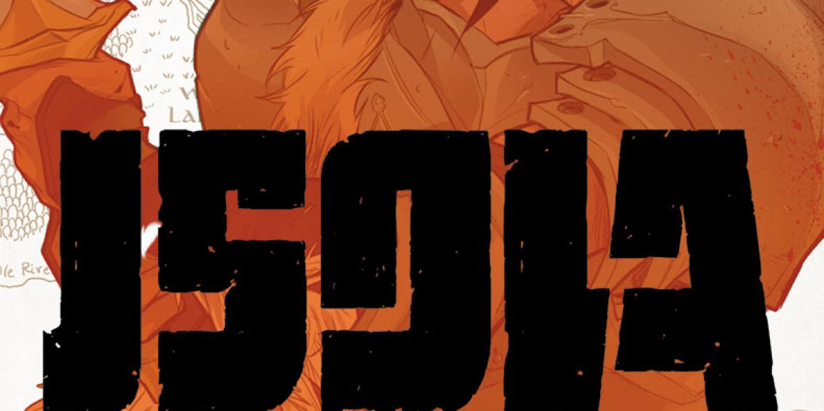 Gotham Academy Alums Brenden Fletcher and Karl Kerschl Reunite for ISOLA