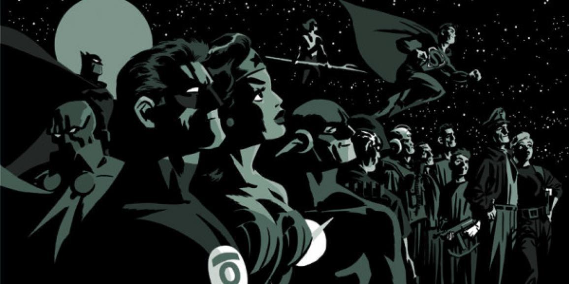 Famed Comic Book Creator Darwyn Cooke Dies at Age 53