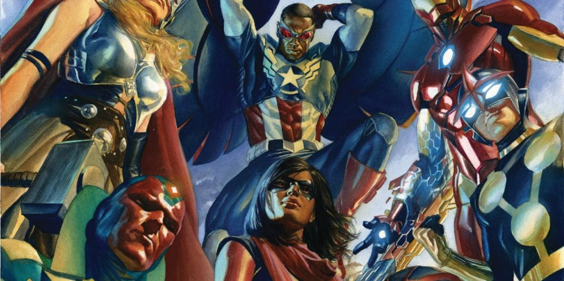 All-New, All-Different Avengers #1- Assembling Anew