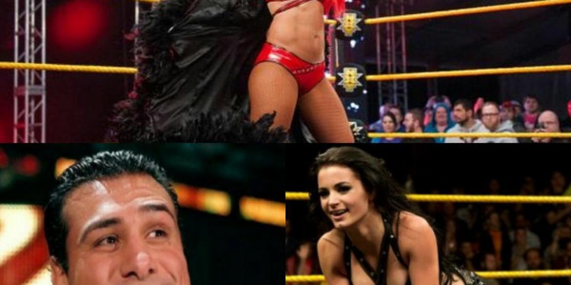 WWE Suspends Paige, Alberto Del Rio and Eva Marie For Wellness Policy Violations